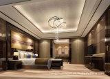 高級ホテルのゲストルームのAxminsterのカーペット