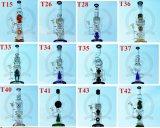 La Cina veloce e fabbricazione di vetro alta del tubo di fumo dell'acqua di Recylcer del tabacco di consegna di sicurezza