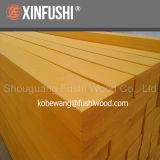 Feixe do pinho, feixe do LVL, madeira serrada do LVL, feixe de madeira de pinho, LVL