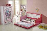 Moderne Karikatur-Entwurfs-Qualitäts-waschbare Kind-Prinzessin Fabric Bed (HCB012)