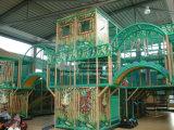 С наступающим новым годом развлечений для детей игровая площадка внутри оборудования