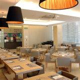 (SP-CS105) 4つのシートのダイニングテーブルの椅子、レストランのチェアーテーブル、喫茶店のチェアーテーブル