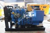 Tipo aberto central eléctrica Diesel 5kw~250kw do motor do curso de Weichai 4