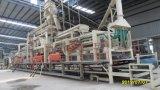 제조 Machines/OSB 생산 라인
