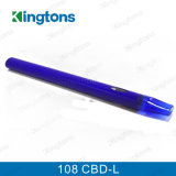 Arrivo 108 Cbd-L Cbd Vaproizer della penna del vaporizzatore di Kingtons nuovo con il brevetto