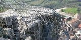 2015 [هيغقوليتي] فولاذ انحدار حماية شبكة يلفّ كبل شبكة
