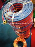 Tuyaux d'air composés en caoutchouc en plastique matériels neufs à haute pression