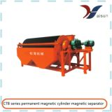 CTB-924 série cylindre magnétique permanent Séparateur magnétique