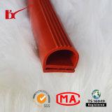 Выдавите E Sahpe силиконовых уплотнительных лент для печи двери