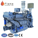 海洋エンジンWd12c400 400HP