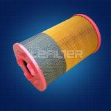 Elemento filtrante del aire comprimido de Lefilter Hiross 035s
