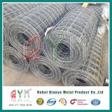 Acoplamiento de alambre galvanizado rodillo soldado de la construcción del acoplamiento de la construcción