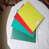 4mm 간격 다중 색깔 옥외 PVDF 알루미늄 벽 클래딩 위원회