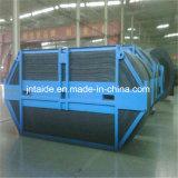 Fest klebend zwischen Gummi- und Stahlnetzkabel-Förderband-Deckel StandardAs1333-M