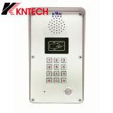 Telefono di altoparlante professionale del telefono Emergency del telefono del portello di voce del IP Knzd-51