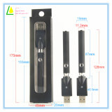 Batteria registrabile della penna di Vape del caricatore del USB del vaporizzatore dell'olio di Cbd della sigaretta di E