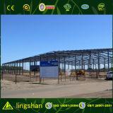 Reciclaje de bajo coste Pre-Made Almacén de la estructura de acero
