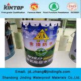 Capa impermeable del poliuretano para el material para techos