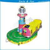 Cavaleiro elétrico do Kiddie do carro do remoinho para o jogo do passeio dos miúdos