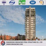 Construcción pesada de llavero/edificio de la estructura de acero de la alta calidad