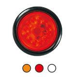 """LED 4"""" 円形停止回転テールライトTl02"""
