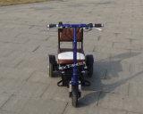 Triciclo Elétrico Folding Utilitário 2017, Scooter elétrico de 3 rodas em forma compacta (MS-013)