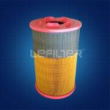 Il compressore d'aria appiattito dell'elemento filtrante di Copco dell'atlante parte 1613900100