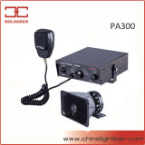 elektronische Serie der Sirene-100W für Auto (PA300)