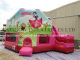 Castle Jumping Bouncy Castle熱い販売の膨脹可能な王女