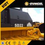 Shantui 220HP Feuchtgebiets-Planierraupe der Gleisketten-Planierraupen-SD22