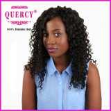 Quercy Hair Unprocessed Human Hair Wholesale Top Grade PeruvianまたはインドかブラジルのDeep Wave Hair Extension