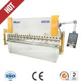 Dobrador de dobramento hidráulico da placa do freio da imprensa da máquina do metal de folha do CNC de We67k com sistema de Da-52s