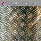 316 feuilles en acier inoxydable de gaufrage miroir