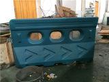 プラスチック塀か道の障壁または道のブロッカー打撃の形成機械