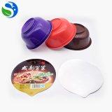 Emporter le bol chaud en plastique de papier remplaçable de nouille de cuvette de potage de Karft