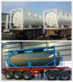 1000 Gallonen bewegliche Dieselkraftstofftank-Schlussteil-mit zugeführter Pumpe