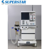 S6600 Hansom anesthésie médicale de la machine avec ventilateur