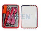 Herramienta de supervivencia Tin Box Mini kit de camping