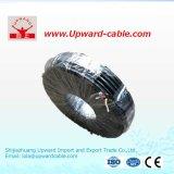 1.5 2.5 4 6 10 Sqmm PVC에 의하여 격리되는 구리 전선