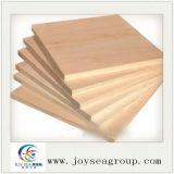 Contraplacado choupo / Construção / Compensado de madeira contraplacada de embalagem