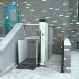 подъем лестницы легкой кресло-коляскы аттестации ISO Ce деятельности 250kg гидровлический вертикальный с ценой прямой связи с розничной торговлей фабрики