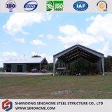 Prefabriceerde de Lage Prijs van China de Loods van het Landbouwbedrijf van de Structuur van het Staal