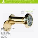 200 degrés de haute qualité en laiton Visionneuse de porte de l'alésage 16 mm Dia