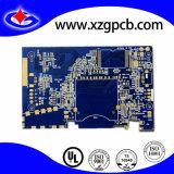 Circuito Multilayer Fr4 PCB com Dedo de Placa de Ouro