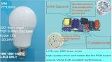 Del Ce nuovo E27 PF>0.9 120lm/W 15W LED indicatore luminoso di lampadina di RoHS (LNGG-18)