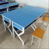 Mesa e cadeira por atacado do estudante da mobília de escola únicas