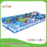 Оборудование спортивной площадки зоны пластичного малыша популярного плюша крытое мягкое от изготовления Китая