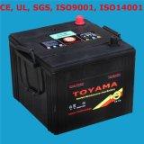 La meilleure batterie des véhicules à moteur des véhicules à moteur 120ah de la batterie 12V de pièces d'auto de batterie