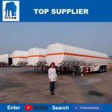 Titaan ISO de Aanhangwagen van de Tank van de Opslag van de Brandstof van de Oplegger van de Vrachtwagen van de Tanker van de Brandstof van de Ruwe olie van de Tanker van de Capaciteit van 10000 Gallon