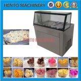平らな鍋の揚げ物のアイスクリーム機械の専門の製造者